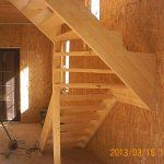 Деревянные лестницы на заказ цены от 40000 рублей