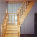 Изготовление лестниц из лиственницы, БалтСипДом